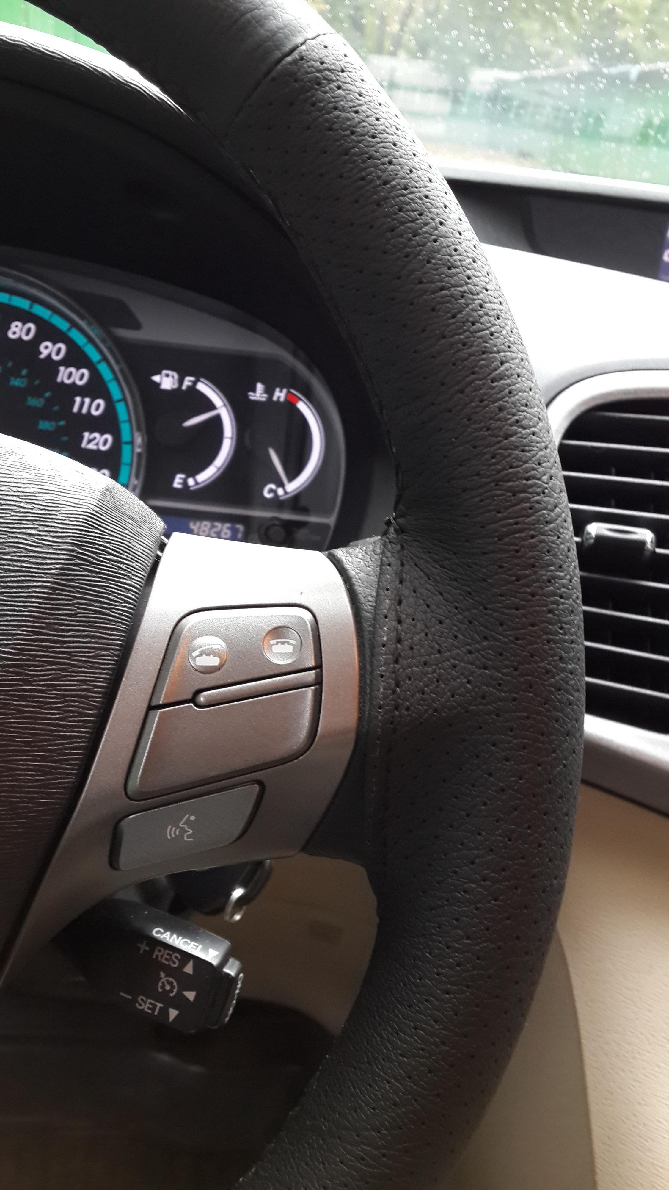 руль Toyota Венза #10