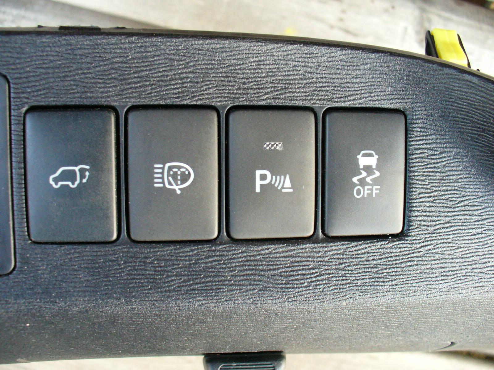 установить штатный парктроник на Toyota Венза